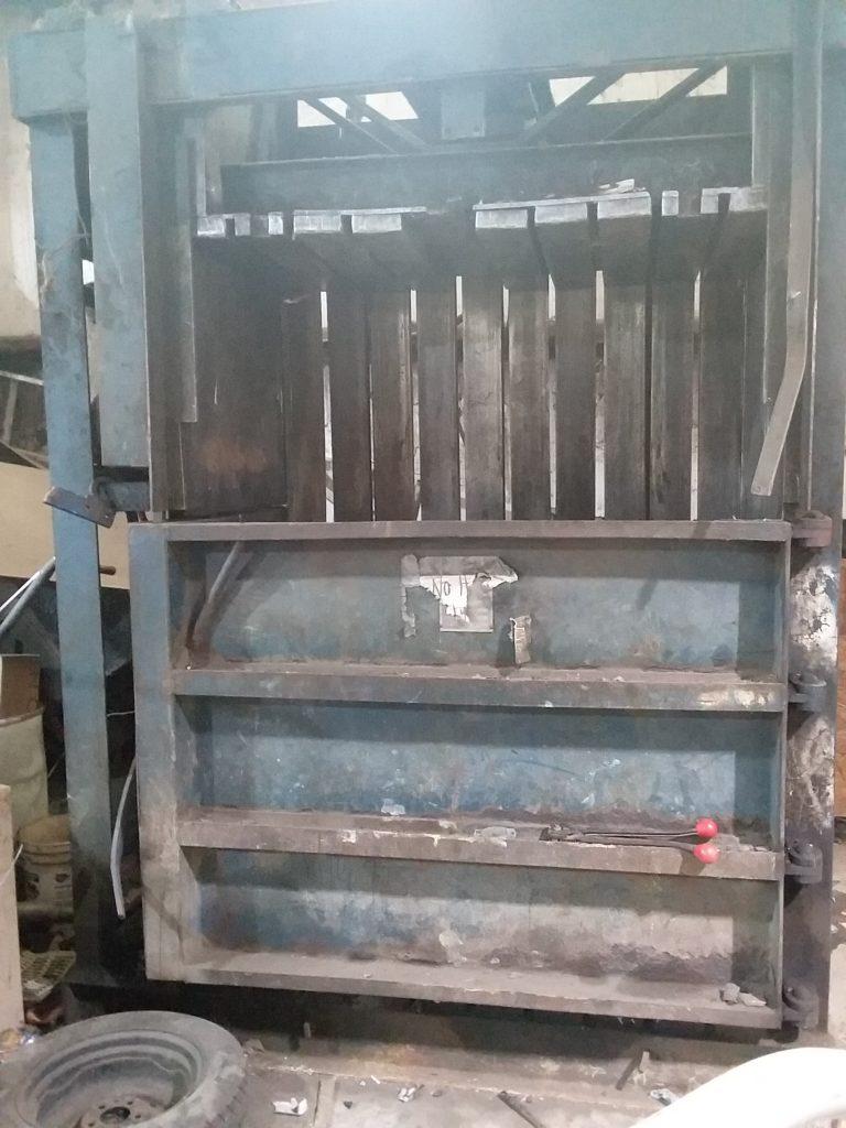 Dirty Aluminum Baler